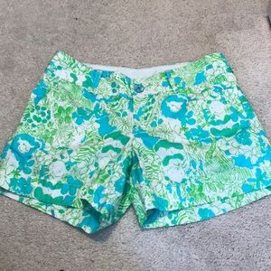 Fun Lilly Shorts!